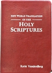 DELUXE STYLE SLIP-ON LARGE BIBLE COVER