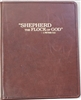 DELUXE SLIP-ON  Style KS SHEPHERD THE FLOCK OF GOD Hard Book Cover