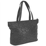 Italian Stone Leather Ministry Bag (BAG-80A)