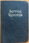 Service Records Imperfect