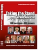 DVD: Taking the Stand: We Have More to Say: 100 Questions-900 Answers Interviews with Holocaust Survivors and Victims of Nazi Tyranny