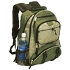 BACK PACK - GRAY/GREEN